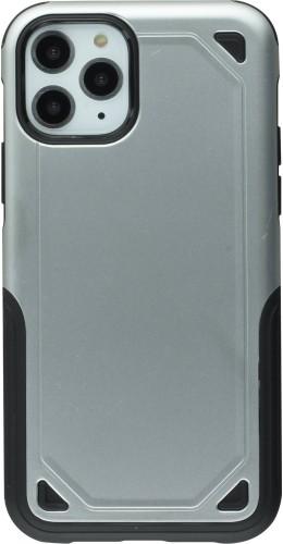 Coque iPhone 11 Pro Max - Defender Case argent