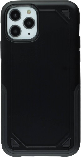 Coque iPhone 11 Pro - Defender Case noir