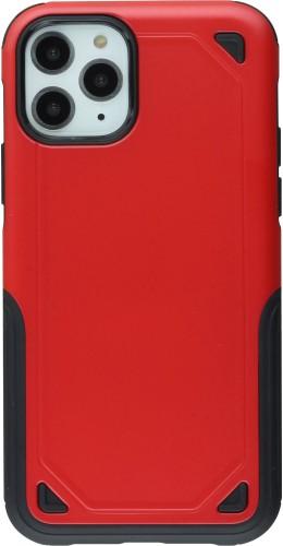 Coque iPhone 11 Pro - Defender Case rouge