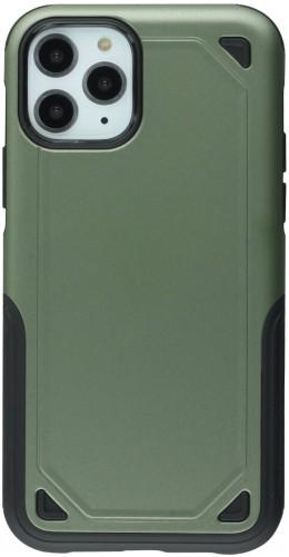Coque iPhone 11 Pro Max - Defender Case vert foncé