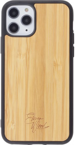 Coque iPhone 11 Pro Max - Eleven Wood Bamboo