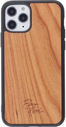 Coque iPhone 11 Pro Max - Eleven Wood Cherry