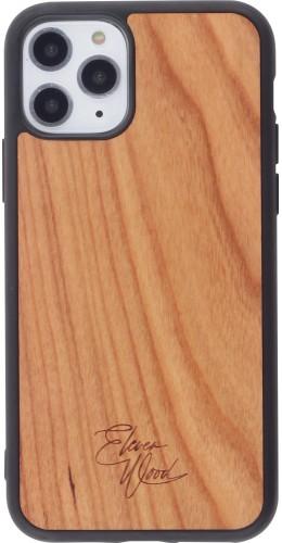 Coque iPhone 11 Pro - Eleven Wood Cherry
