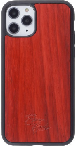 Coque iPhone 11 Pro - Eleven Wood Rosewood