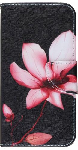 Coque iPhone 11 Pro - Flip Lotus