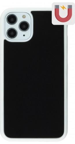 Coque iPhone 11 Pro Max - Anti-Gravity blanc