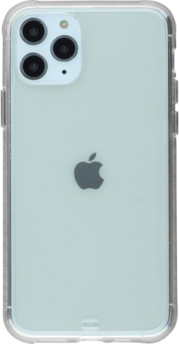 Coque iPhone 11 Pro Max - Bumper Blur transparent