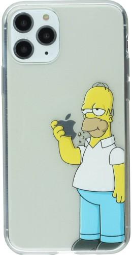 Coque iPhone 11 Pro - Homer Simpson