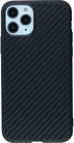 Coque iPhone 11 Pro Max - TPU Carbon