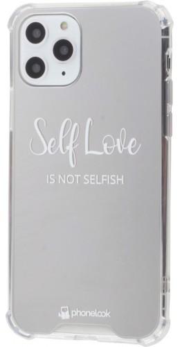 Coque iPhone 11 Pro - Miroir Self Love