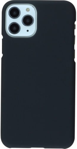 Coque iPhone 11 Pro Max - Plastic Mat noir