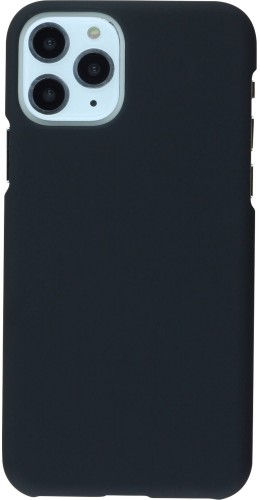Coque iPhone 11 Pro - Plastic Mat noir