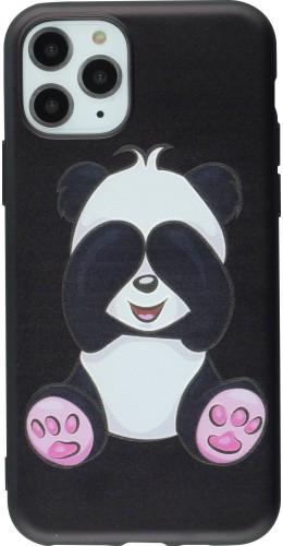 Coque iPhone 11 - Print Panda Play