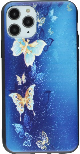 Coque iPhone 11 - Print Papillons eau