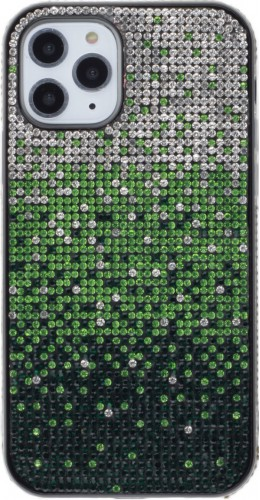Coque iPhone 11 Pro - Shiny Gradient vert