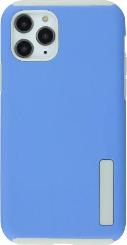Coque iPhone 11 Pro - Soft Hybrid bleu clair