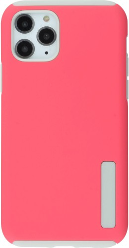Coque iPhone 11 Pro - Soft Hybrid rose foncé