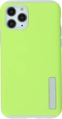 Coque iPhone 11 - Soft Hybrid vert