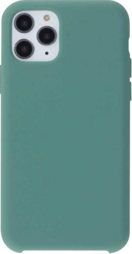 Coque iPhone 11 Pro - Soft Touch vert foncé