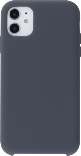 Coque iPhone 11 - Soft Touch gris