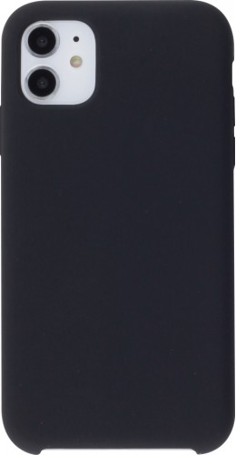 Coque iPhone 12 Pro Max - Soft Touch noir