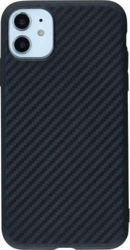 Coque iPhone 11 - TPU Carbon