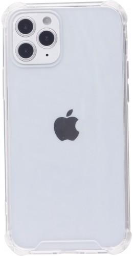 Coque iPhone 12 / 12 Pro - Bumper Glass transparent