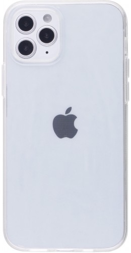 Coque iPhone 12 mini - Gel transparent