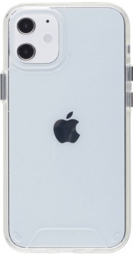 Coque iPhone 12 / 12 Pro - Gel Glass