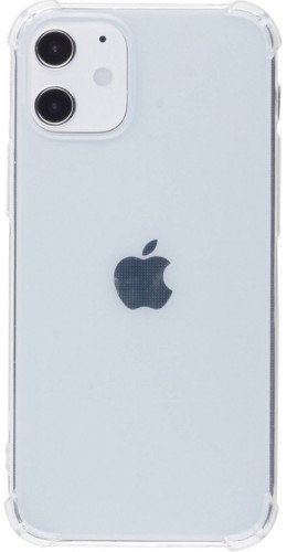 Coque iPhone 12 mini - Gel transparent bumper