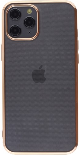 Coque iPhone 12 Pro Max - Electroplate or