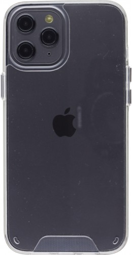 Coque iPhone 12 Pro Max - Gel Glass