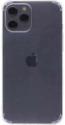 Coque iPhone 12 Pro Max - Gel transparent bumper