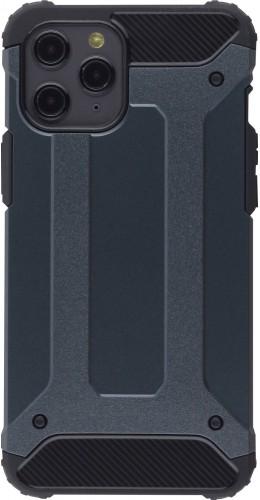 Coque iPhone 12 Pro Max - Hybrid carbon gris