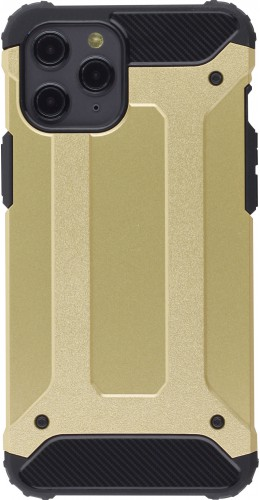 Coque iPhone 12 Pro Max - Hybrid carbon or