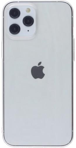 Coque iPhone 12 Pro Max - Plastique transparent