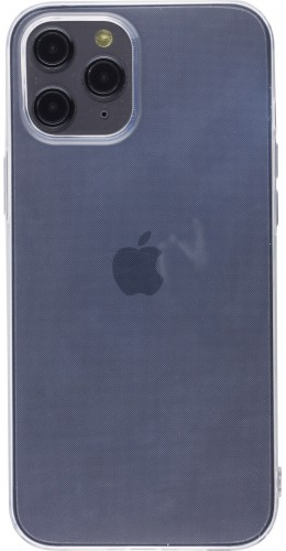 Coque iPhone 12 Pro Max - Ultra-thin gel transparent