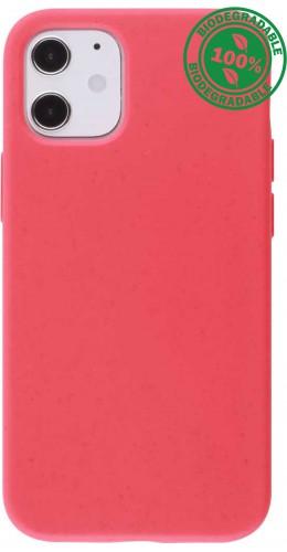 Coque iPhone 12 mini - Bio Eco-Friendly rouge