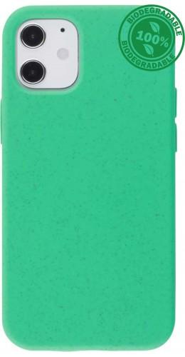 Coque iPhone 12 mini - Bio Eco-Friendly turquoise