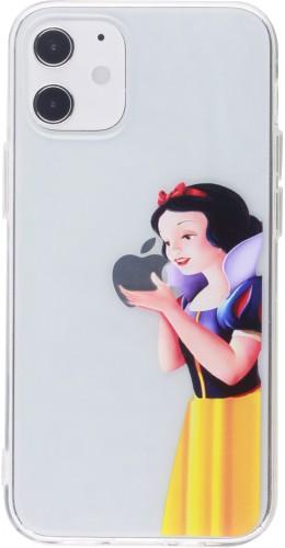 Coque iPhone 12 mini - Blanche neige