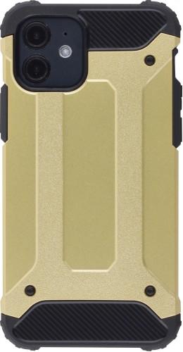 Coque iPhone 12 mini - Hybrid carbon or