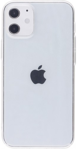 Coque iPhone 12 mini - Plastique transparent