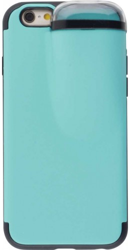Coque iPhone 6/6s - 2-In-1 AirPods turquoise