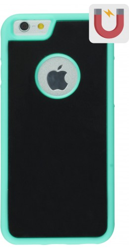 Coque iPhone 6/6s - Anti-Gravity vert