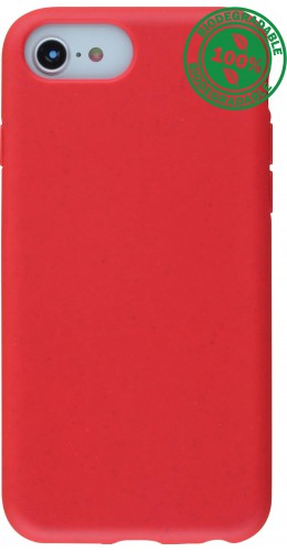 Coque iPhone 7 / 8 / SE (2020) - Bio Eco-Friendly rouge