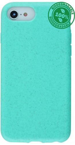Coque iPhone 7 / 8 / SE (2020) - Bio Eco-Friendly turquoise