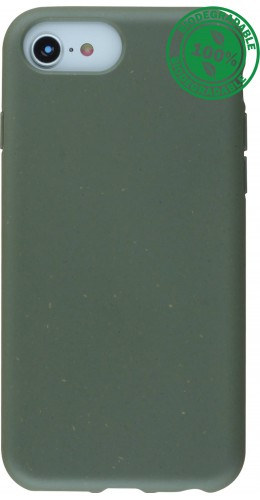 Coque iPhone 7 / 8 / SE (2020) - Bio Eco-Friendly vert foncé