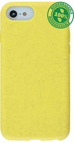 Coque iPhone 7 / 8 / SE (2020) - Bio Eco-Friendly jaune