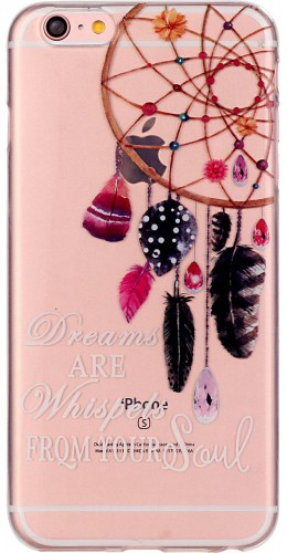 Coque iPhone 6/6s - Gel Dreamcatcher