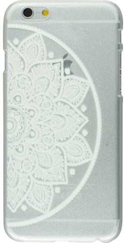 Coque Samsung Galaxy S4 - Henna White demi-cercle